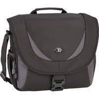 Tamrac 5723 Zuma 3 Photo/iPad Shoulder Bag (Black/Dark Gray)
