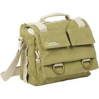 National Geographic Earth Explorer National Geographic 2346 Midi Messenger Bag (Khaki)