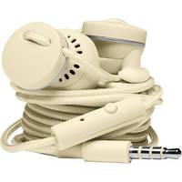 Urbanears Medis Stereo Earbud Headphones (Cream)