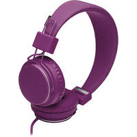 Urbanears Plattan On-Ear Stereo Headphones with Mic and Remote (Grape)