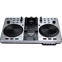Gemini FirstMix Pro USB MIDI DJ Controller with Soundcard