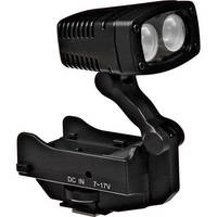 Switronix XD-L56P 20W On-Camera LED Fixture with Panasonic CGR Series Battery Sled