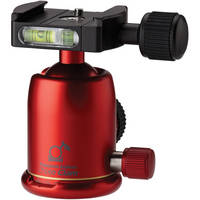 Photo Clam PC-30NS Ball Head (Red)