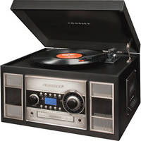 Crosley Radio CR2413A Memory Master II (Black)