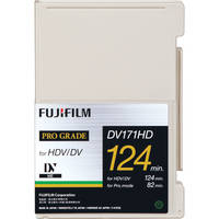 Fujifilm DV171HD124L Metal Evaporated HDV Tape