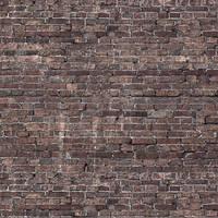 Savage Floor Drop 8 x 8' (Grunge Brick)