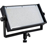 Flolight MicroBeam 512 High Powered LED Video Light (5600K) - Anton Bauer Battery Plate