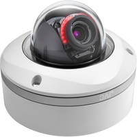 """JVC TK-C2301WPRU 1/3"""" CCD Color True Day/Night Outdoor Dome Camera with 2.8 to 10.5mm Varifocal Lens"""