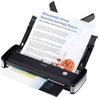 Canon imageFormula P-215 Document Scanner With Built-In Card Scanner