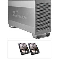 OWC / Other World Computing 8TB Mercury Elite Pro RAID 0 Enclosure Kit (Dual 4TB HD)