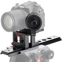 iDC Photo Video SYSTEM ONE Follow-Focus Kit for Nikon D7000 without Grip (1 Wheel)