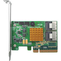 HighPoint HighPoint Rocket 2720SGL PCI-E 2.0 x8 6Gb/s SAS/SATA Host Adapter