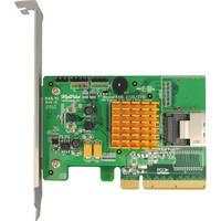 HighPoint RocketCache 3240X8 4 Channel SATA 6 Gbps PCIe 2.0 x8 Host Bus Adapter