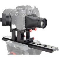 iDC Photo Video SYSTEM ONE FF/VF Kit for Nikon D7000 Without Grip (1 Wheel)