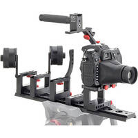 iDC Photo Video SYSTEM ONE FF/VF Master Kit for Nikon D7000 (No Grip)