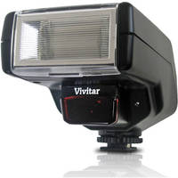Vivitar DF-186 DSLR Flash for Sony Cameras