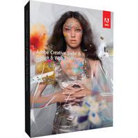 Adobe Creative Suite 6 Design & Web Premium Software for Windows