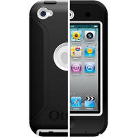 Otter Box iPod touch 4th Generation Defender Series Case (White/Black)