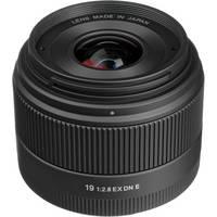 Sigma 19mm f/2.8 EX DN Lens for Sony E Mount Camera