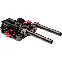 Zacuto Studio Baseplate for Scarlet and Epic Cameras