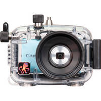 Ikelite 6241.24 ULTRAcompact Underwater Housing For Canon PowerShot A2300 / A2400 IS Digital Camera
