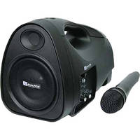 AmpliVox Sound Systems Mity-Lite Portable PA System with Wireless Microphone