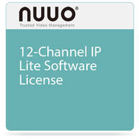 NUUO 12-Channel IP Lite Software License