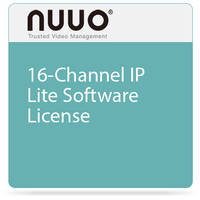 NUUO 16-Channel IP Lite Software License