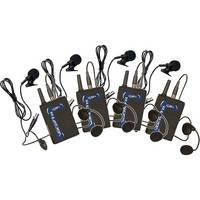 VocoPro UBP-6 UHF Wireless Bodypack Microphone Set for UHF-5800 & 8800 Wireless Microphone Systems
