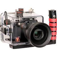 Ikelite 6146.01 Underwater Housing w/ Canon PowerShot G1 X Digital Camera Kit