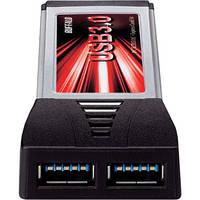 Buffalo IFC-EC2U3/UC2 USB 3.0 Express Card Adapter