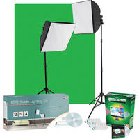 Westcott Erin Manning Creative Kit with Green Screen Software (120VAC)