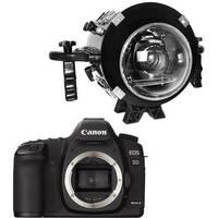 Equinox Underwater Housing for Canon EOS 5D Mark II DSLR Camera