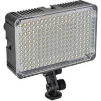 GiSTEQ Flashmate F-160 LED Video Light