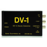Burst Electronics DV-1 Serial Digital to Analog Converter
