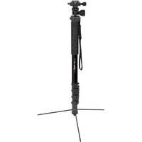 Oben ACM-2400L 4-Section Aluminum Self-Standing Monopod w/ VH-R2 Swivel/Tilt Monopod Head Kit