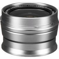 Fujifilm WCL-X100 Wide-Angle Conversion Lens for X100 Camera (Silver)