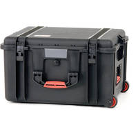 HPRC 2730WE Wheeled Hard Case without Foam (Black)