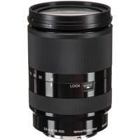 Sony 18-200mm f/3.5-6.3 OSS Lens for NEX Cameras