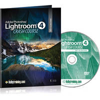 Kelby Media DVD: Adobe Photoshop Lightroom 4 Crash Course
