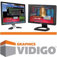 VidiGo VidiGo Graphics Broadcast Software with 1 Year SLA Support Kit