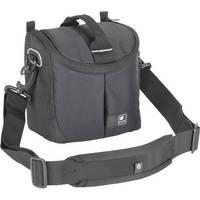 Kata Lite-435 DL Shoulder Bag for a Compact DSLR with Standard Zoom or Handycam (Black)