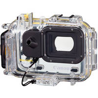 Canon WP-DC45 Waterproof Case for PowerShot D20 Digital Camera