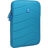 Xuma Textured Neoprene Sleeve for All iPads (Blue)
