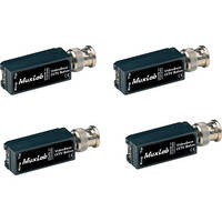 MuxLab (4) 500009 CCTV Screw Terminal Balun Kit