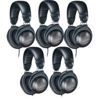 Audio-Technica ATH-M20 Headphone Kit (5 Pack)