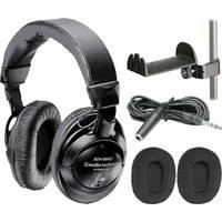 Audio-Technica M40fs Studio Headphone Pack