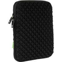 Xuma Cushioned Neoprene Sleeve for All iPads (Black)