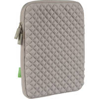 Xuma Cushioned Neoprene Sleeve for All iPads (Gray)