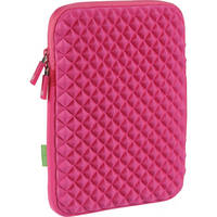 Xuma Cushioned Neoprene Sleeve for All iPads (Pink)